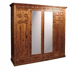 Шкаф, 4 двери