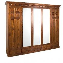 Шкаф, 5 дверей
